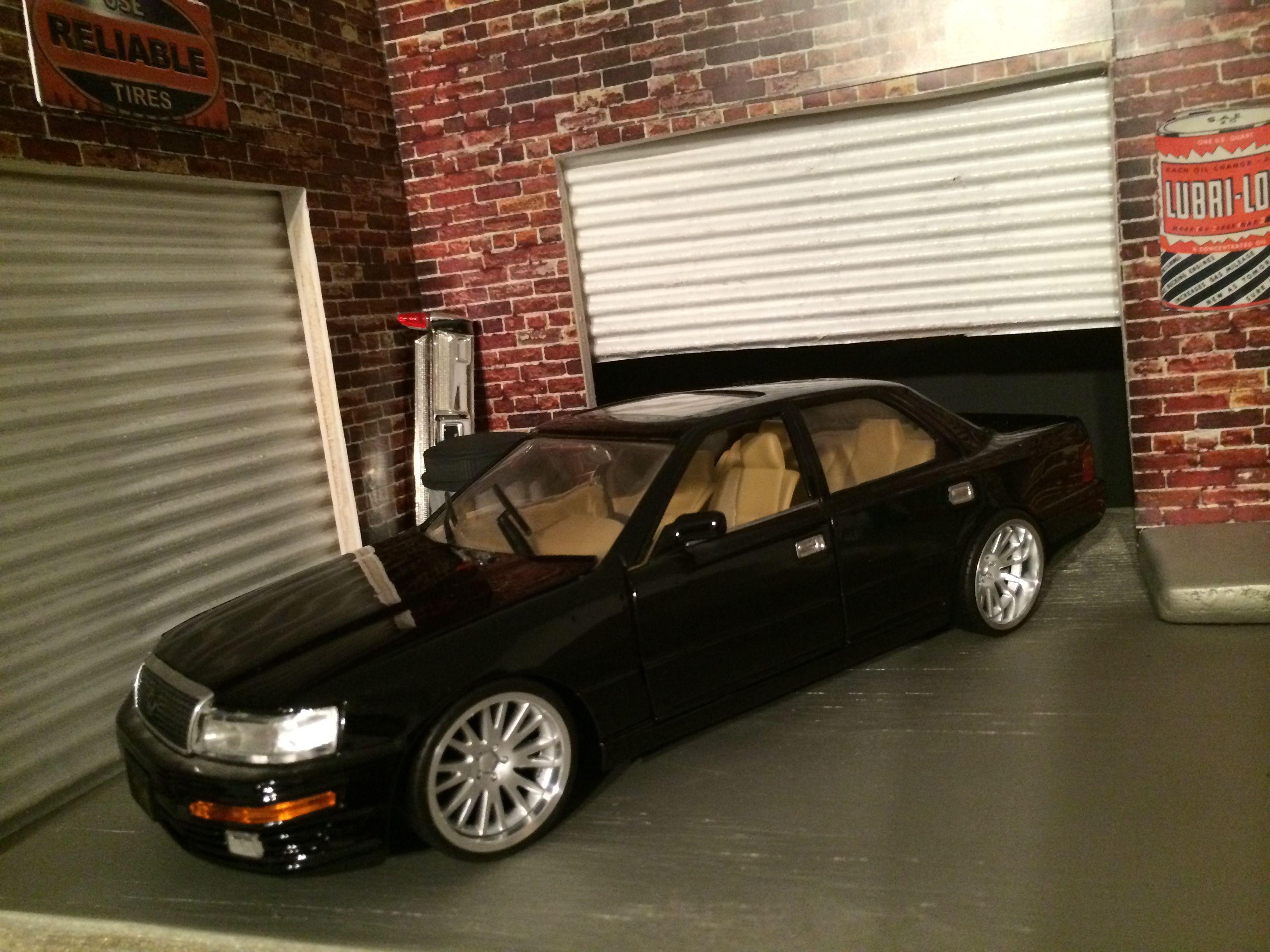 Lexus LS 400 Automobile Gallery Pinterest