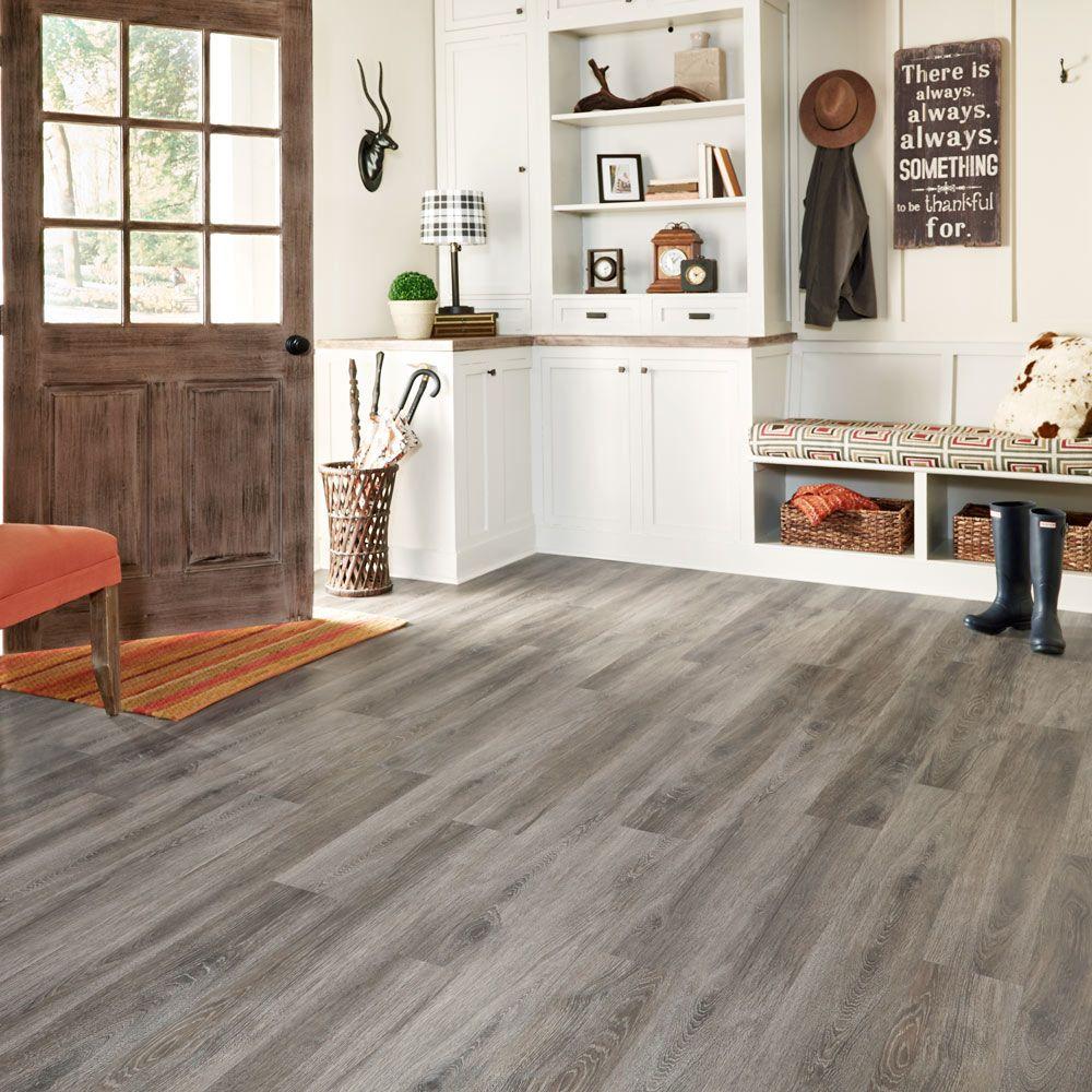 Adura® Margate Oak luxury vinyl flooring delivers one of