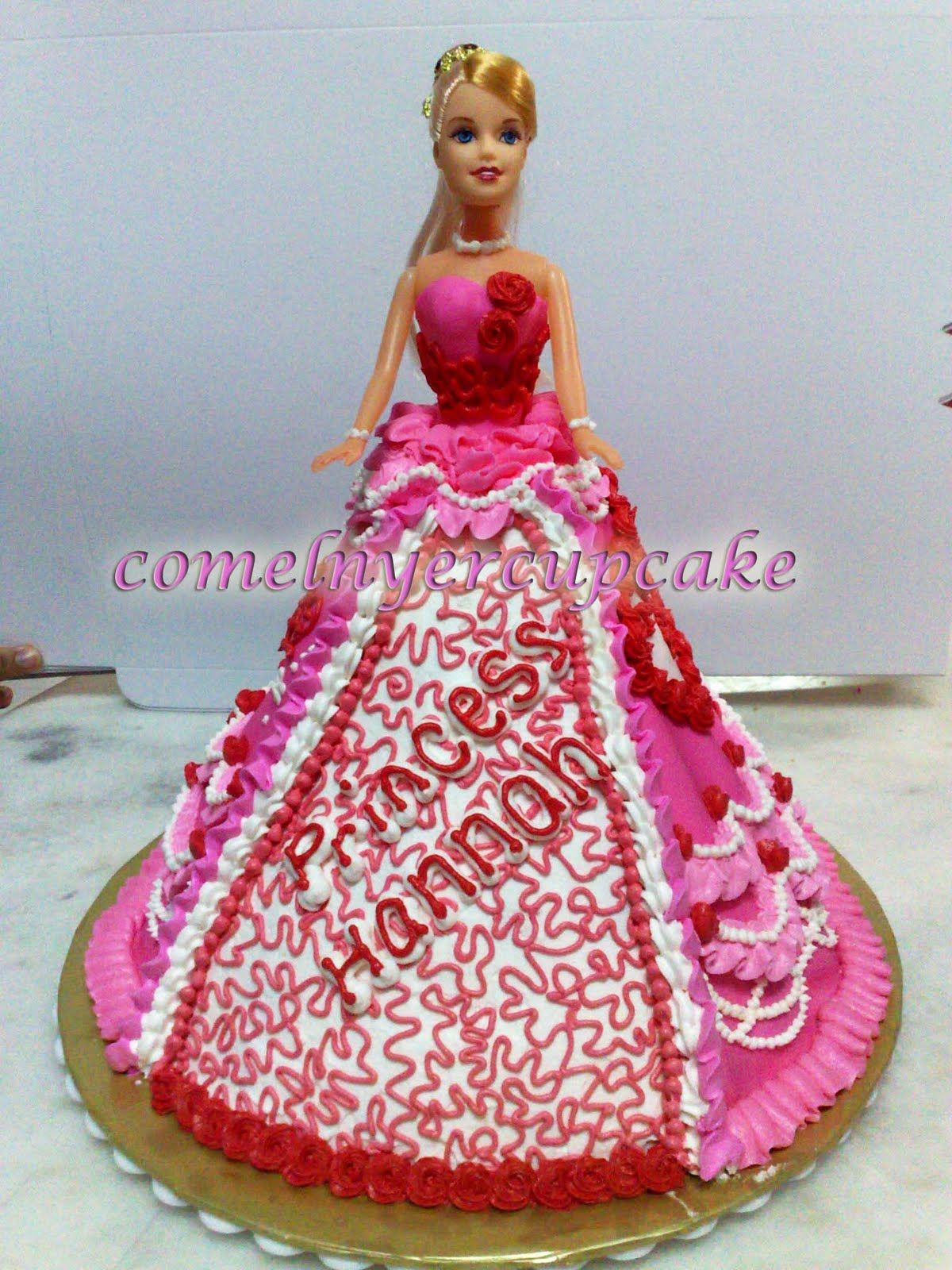 Barbie Cakes Ideas By Beaner24