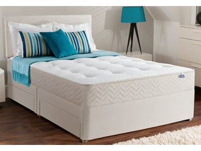 Silentnight Mirapocket Montreal King Size Divan Bed From 529 99