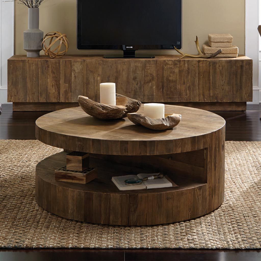 Weston Round Coffee Table Coffee tables Pinterest