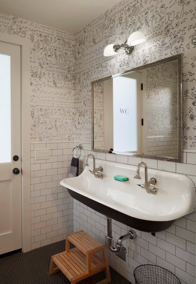 Lovely Kohler Cast Iron Bathroom Sink Image Decor in