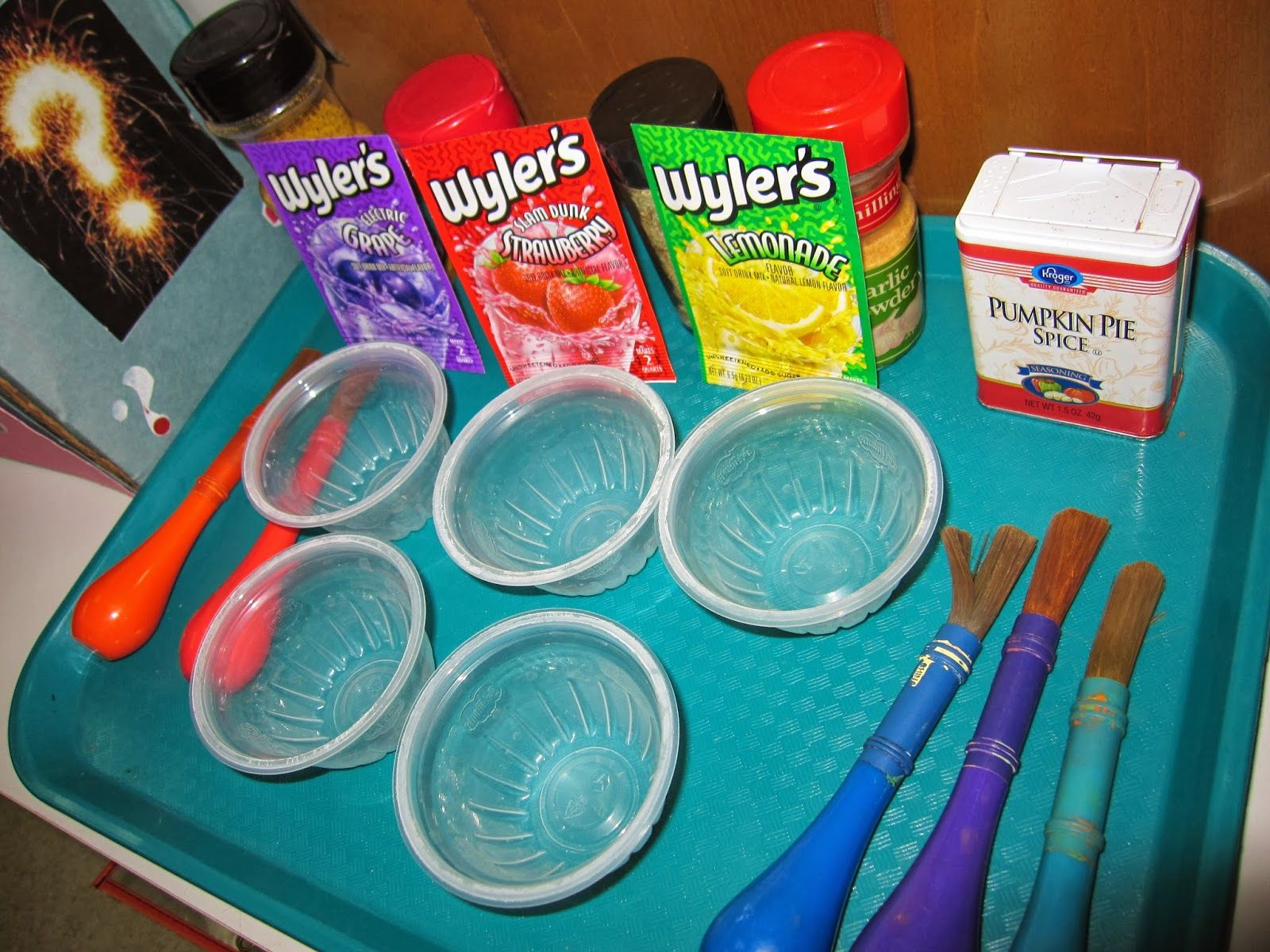 Five Senses Activities For Preschool