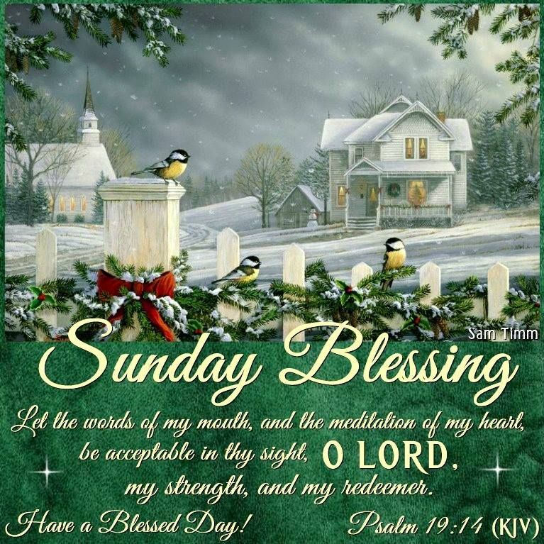 Good Morning, Happy Sunday. I pray that you have a safe