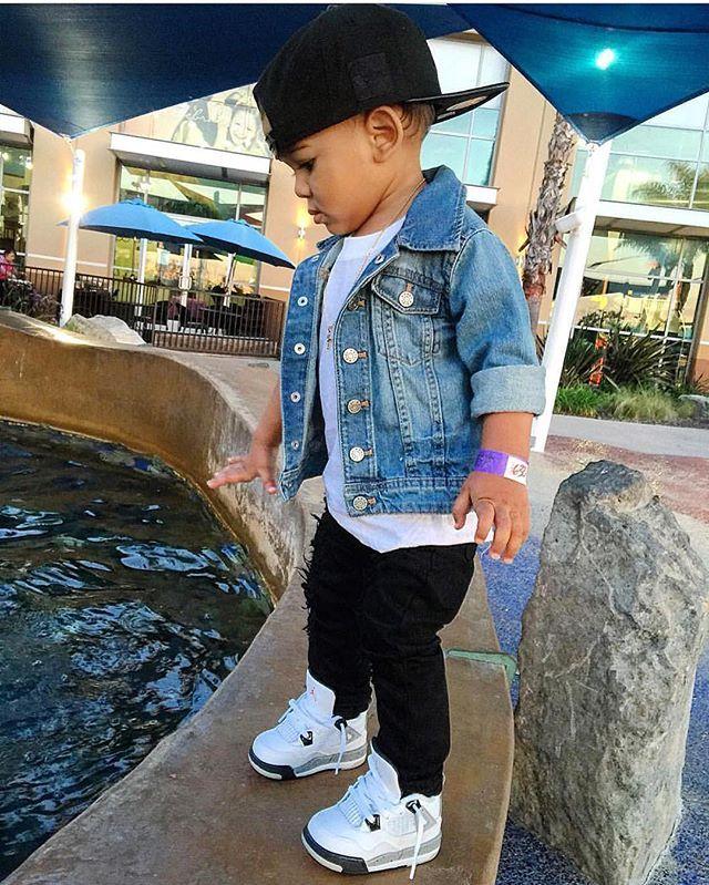 Toddler boy fashion KortenStEiN X.O's...Little boy