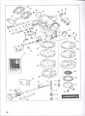 HarleyDavidson Golf Cart Carburetor Diagram | UTV stuff