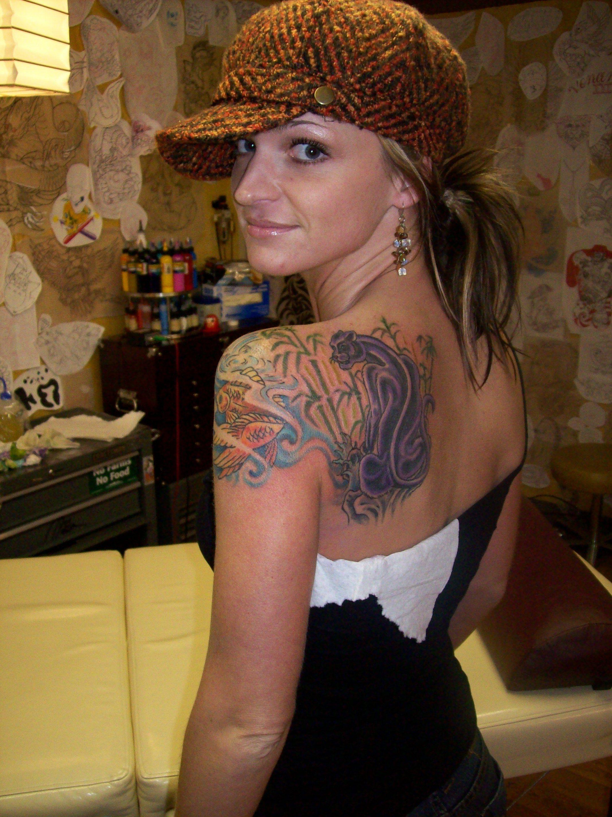 Half sleeve arm tattoos for girls 80 tattoos
