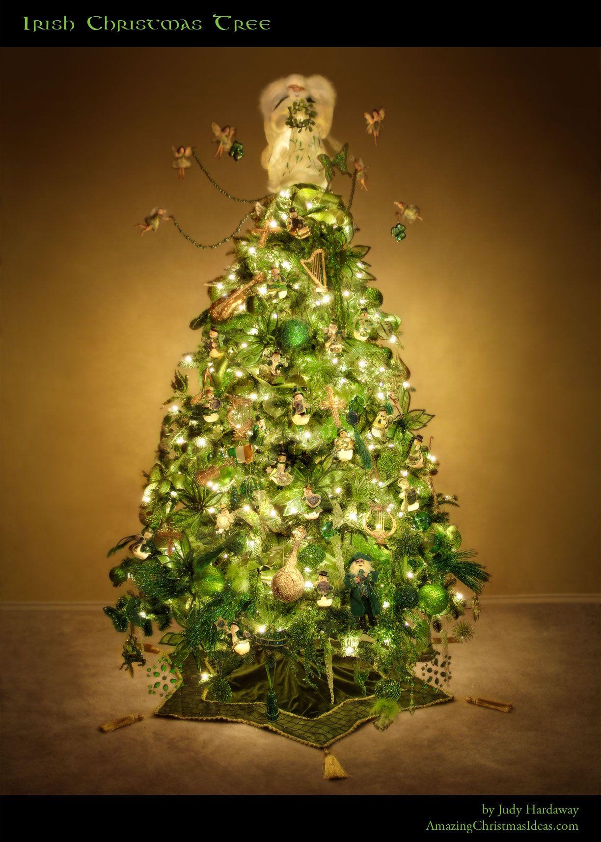 irish christmas photos Irish Christmas Tree Holiday