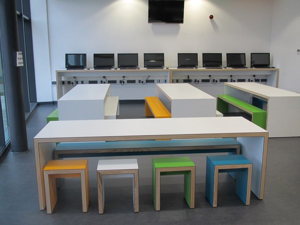 Our Bright Motivational Classroom Furniture For Great