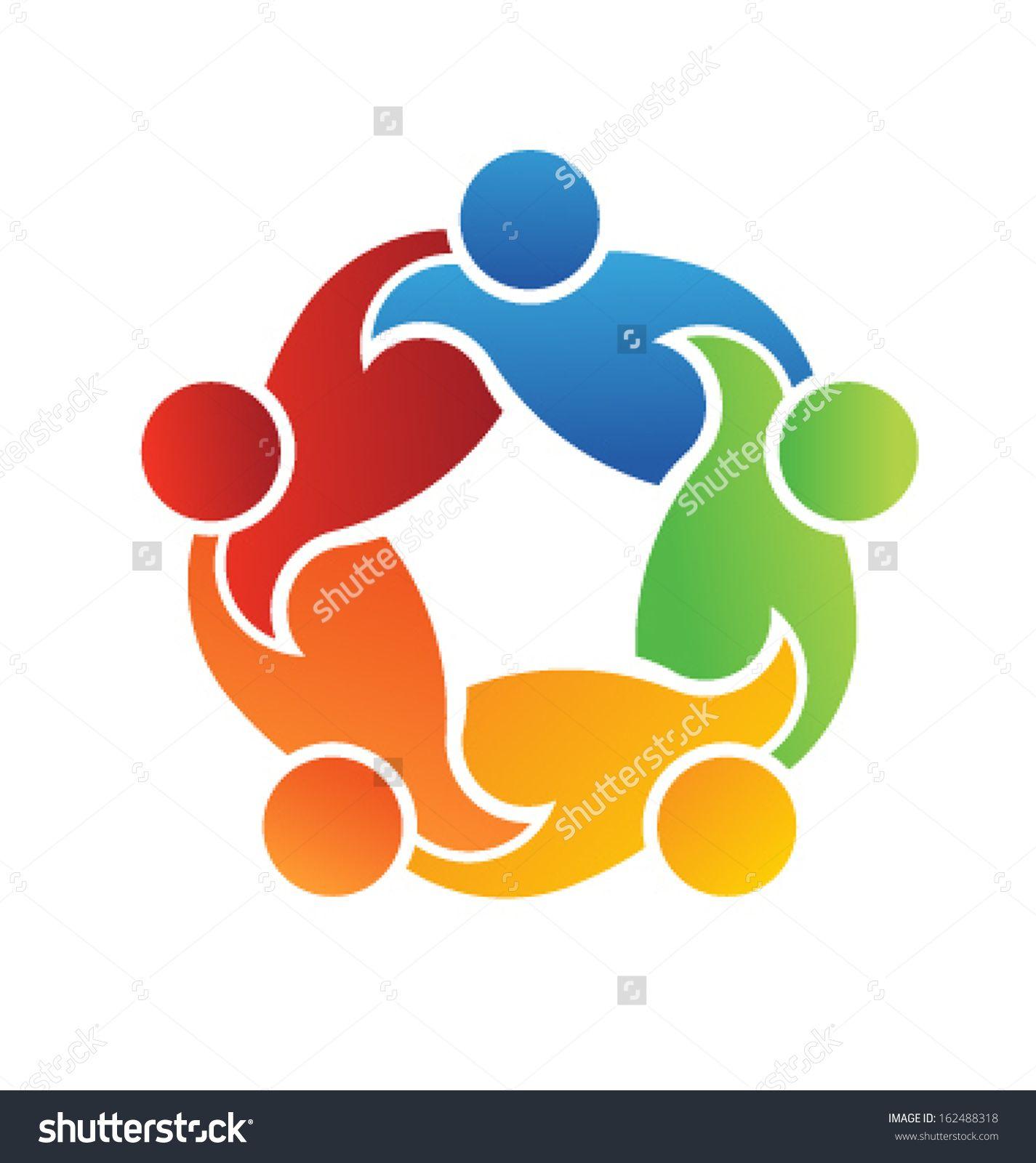 Community Meeting Stock Vectors & Vector Clip Art