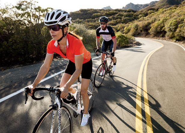 Image result for exercise biking
