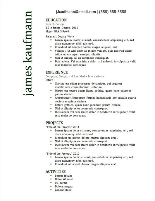 good resume formats good public relations resume sample choose