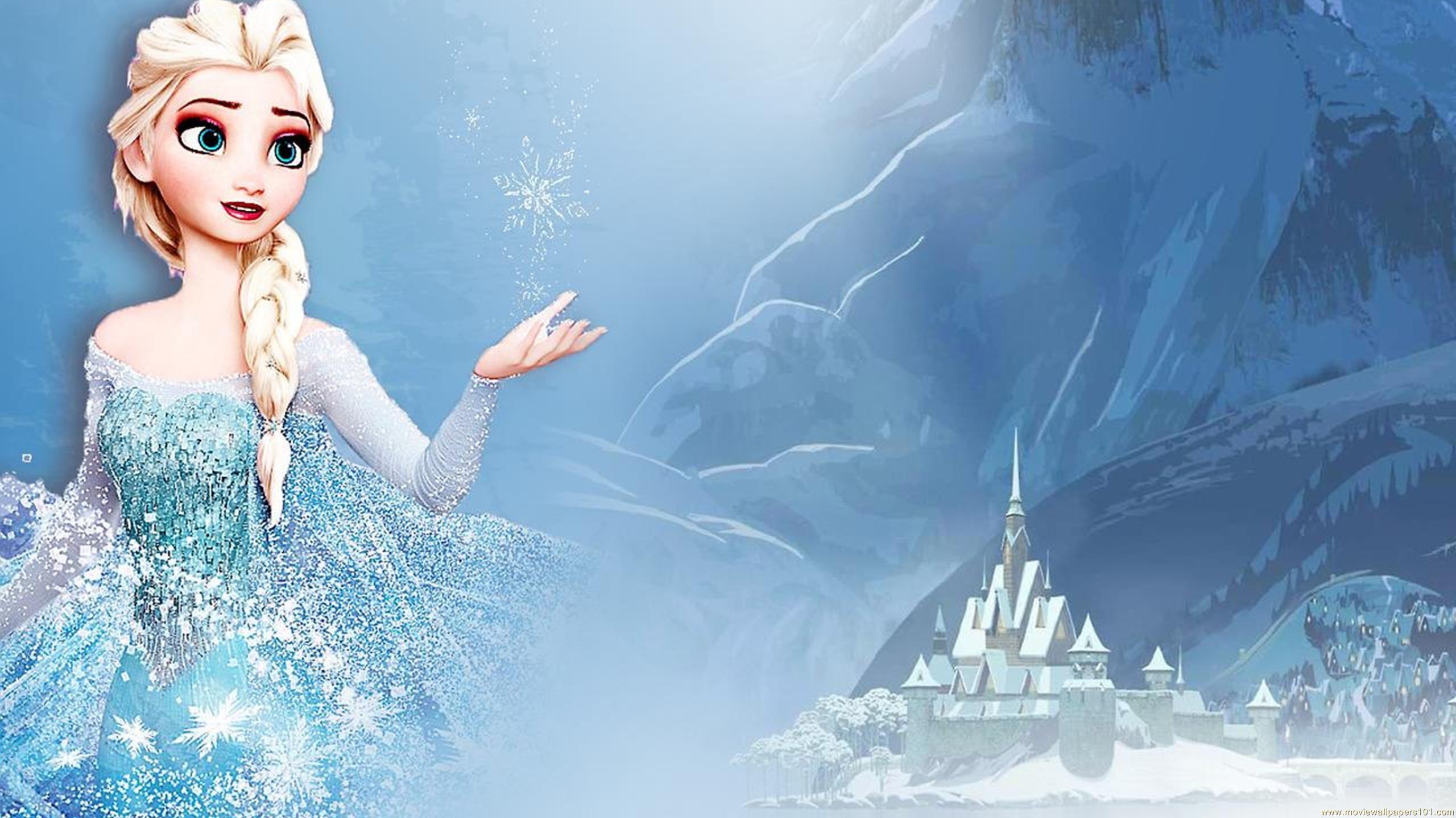 Elsa Wallpaper Frozen hd