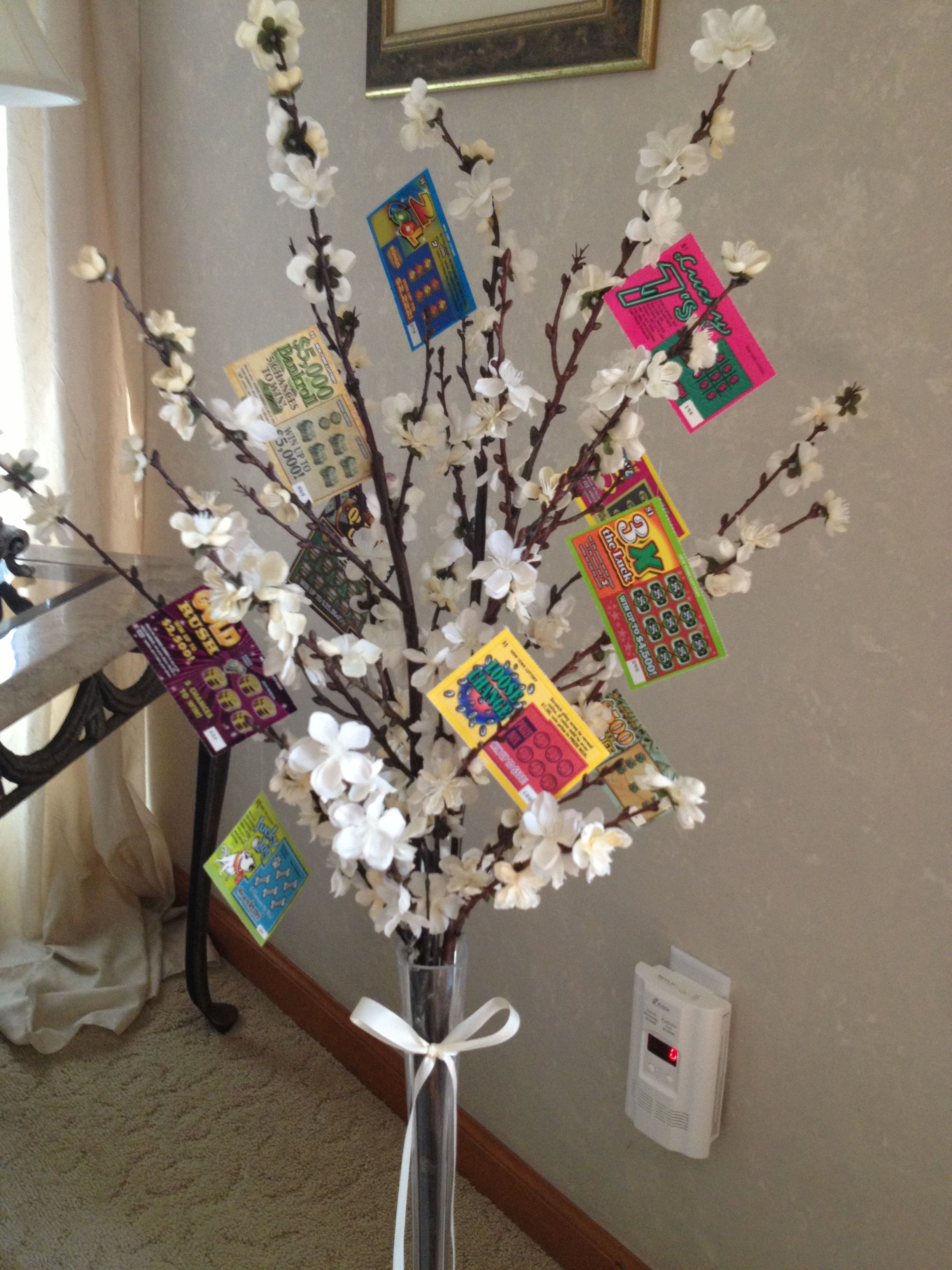 Lottery Tree Other Pinterest Fundraising Chinese