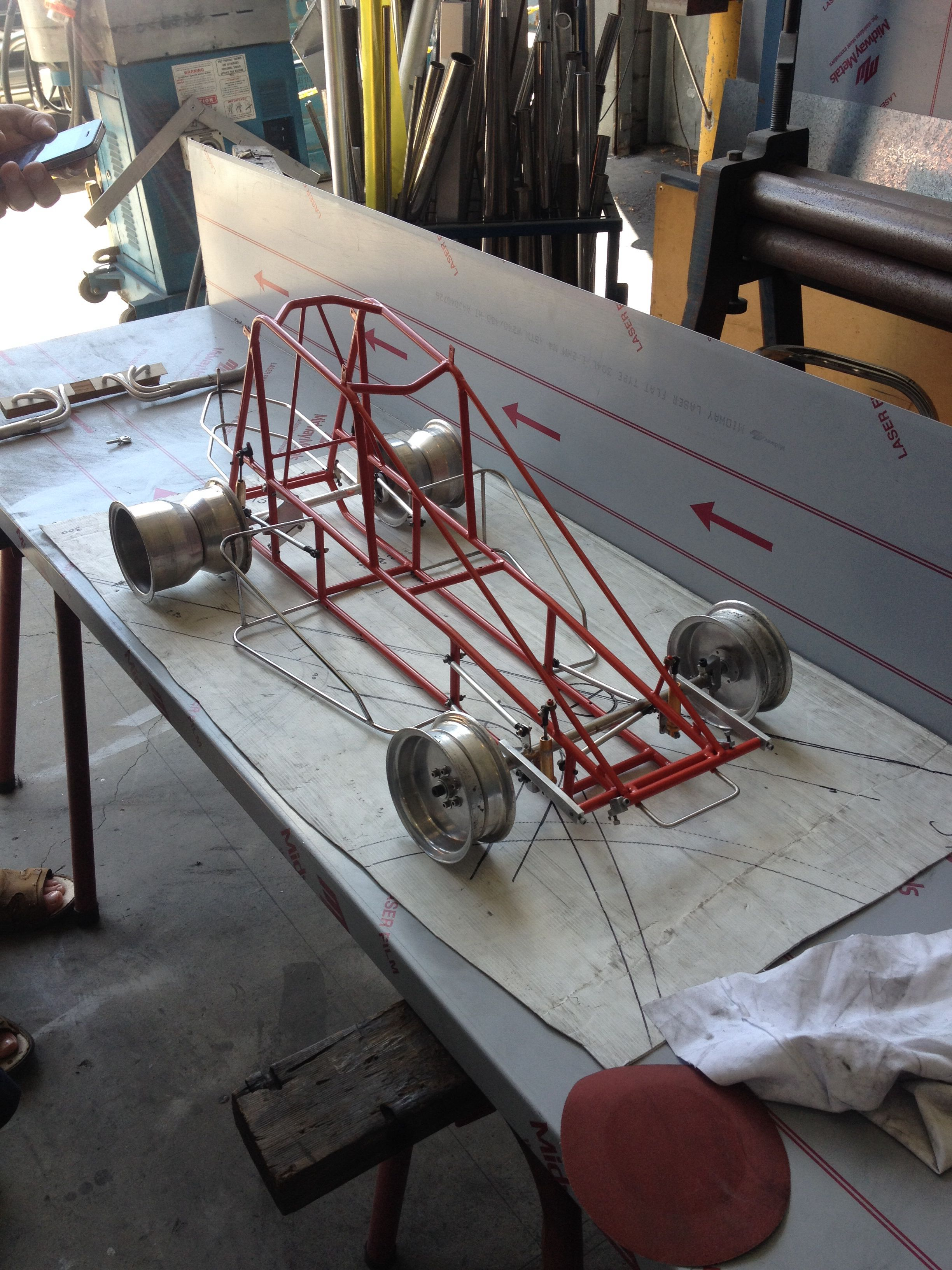 1/4 scale sprint car Remote Control cars Pinterest