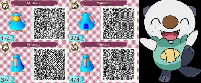 animal crossing new leaf qr codes pokemon zoshwiki co