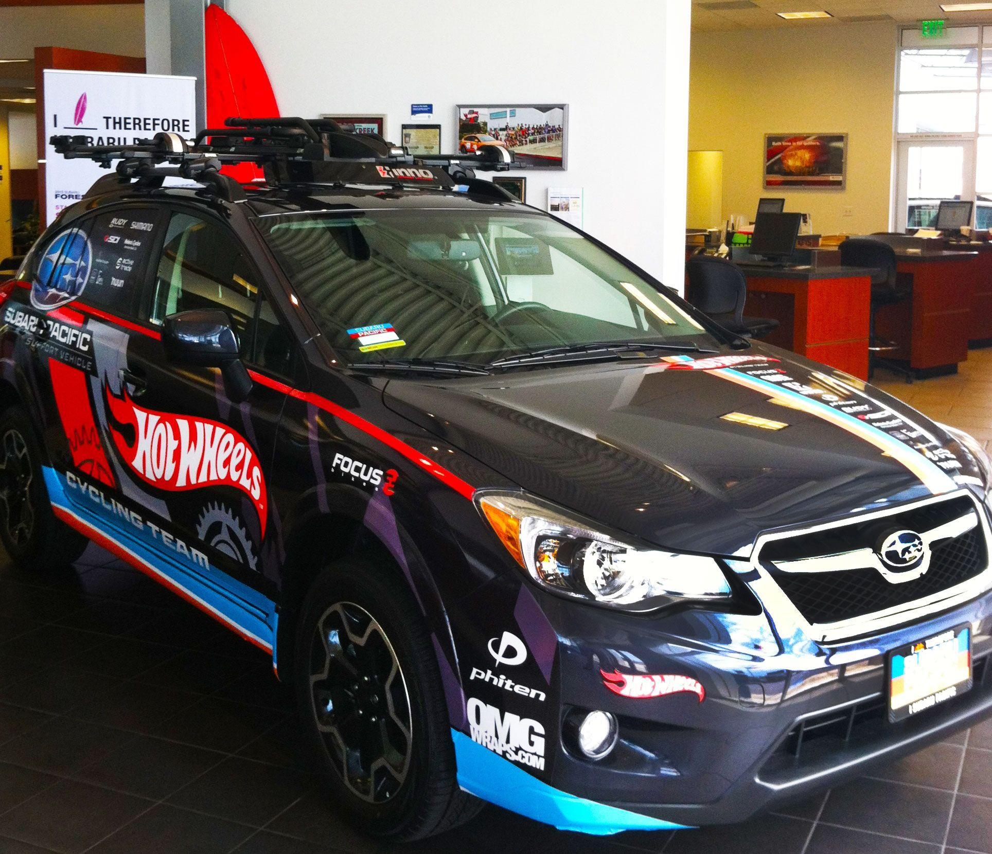 NNO Advanced Car Racks is a proud sponsor of Hot Wheels