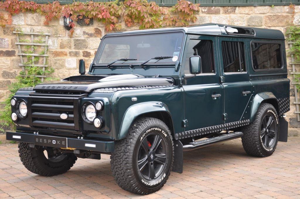 Used Land Rover Defender BESPOKE 110 XS STATION WAGON