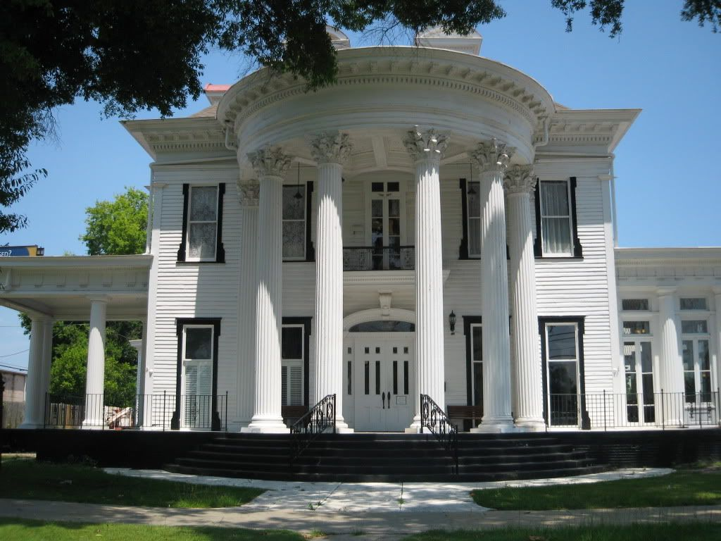 Antebellum House in Columbus GA Things to do in