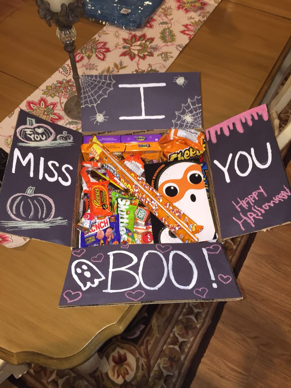Halloween Care Package Box … Pinteres…