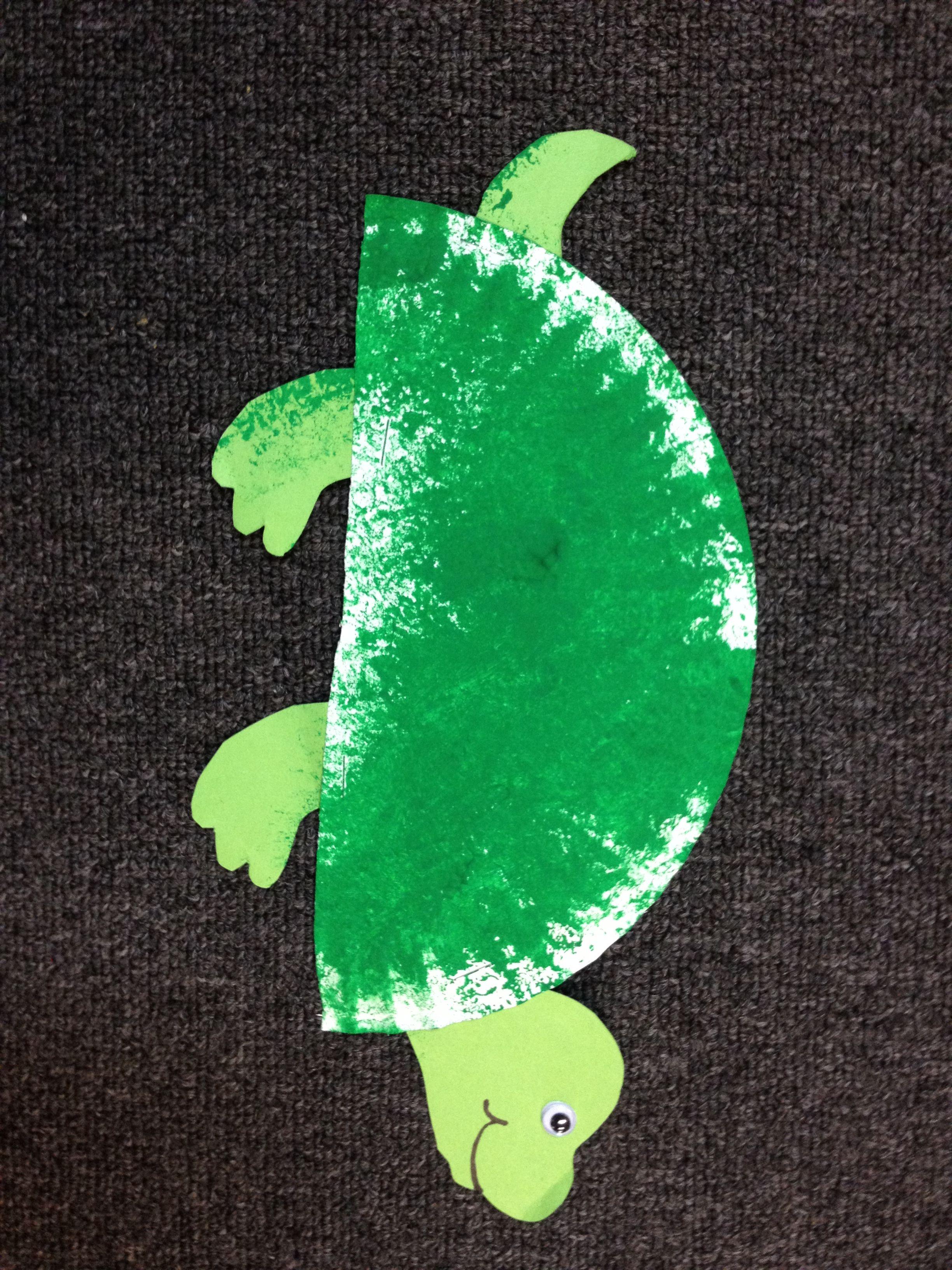 Turtle K 3 Lesson Desert Critters