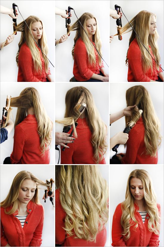How to curl your hair with a curling wand fast the best hair 2017 how to curl your hair without heat no curls urmus Gallery