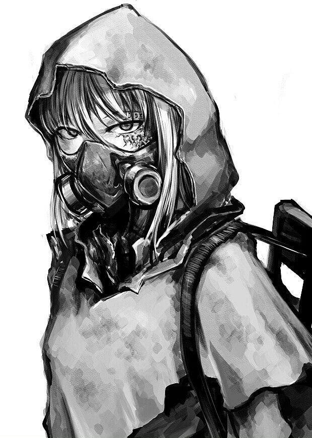 Pin by 이한 on 가면&방독면 Pinterest Anime, Character design