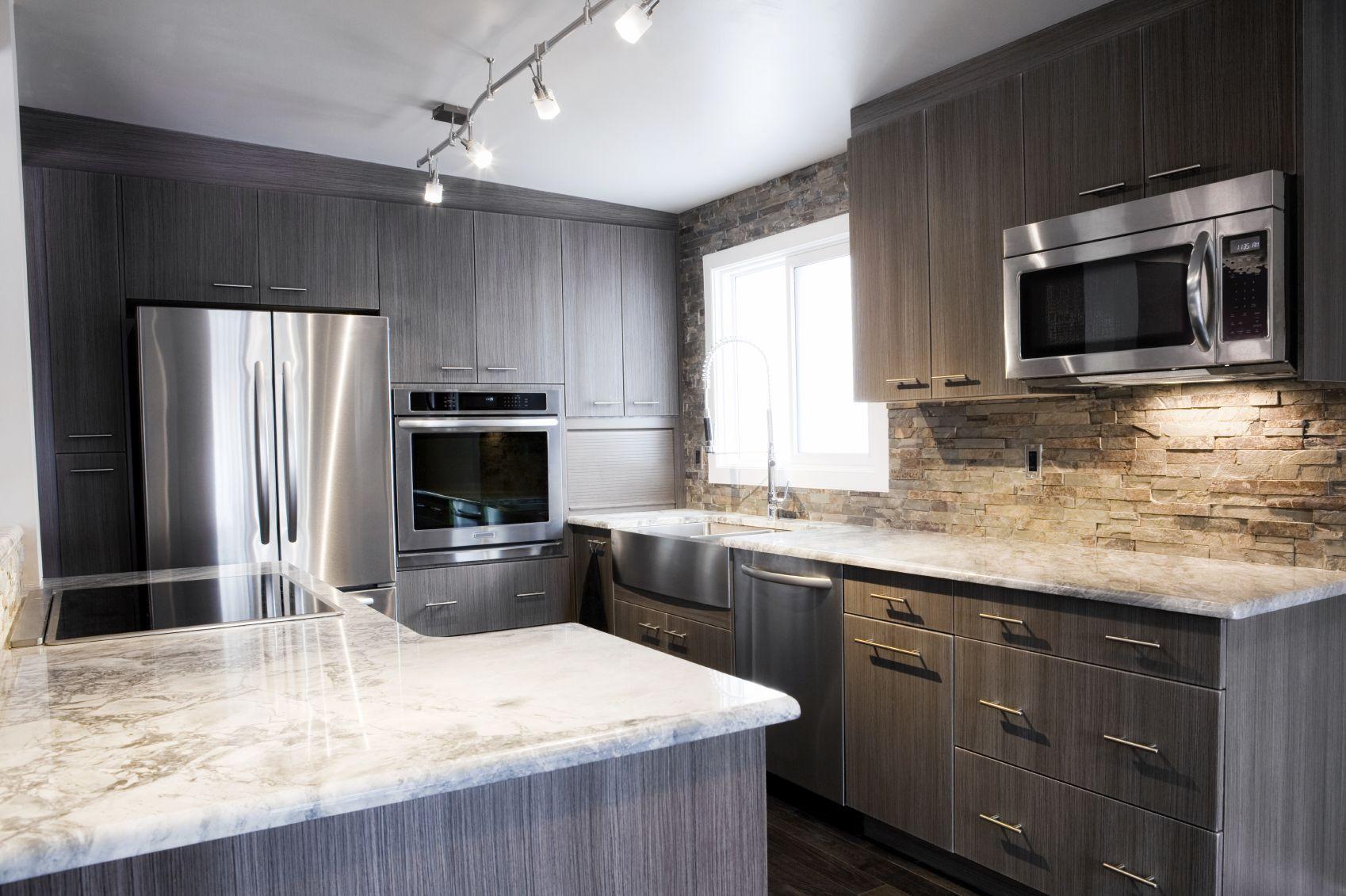 60 Ultra Modern Custom Kitchen Designs (Part 1) Stone