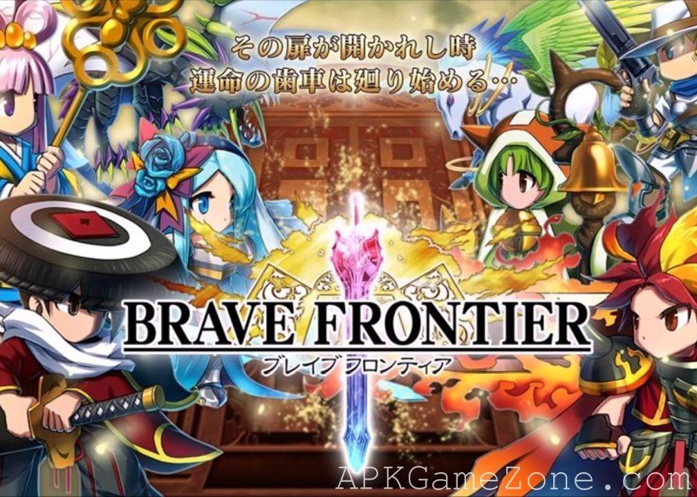 Brave Frontier Apk mod