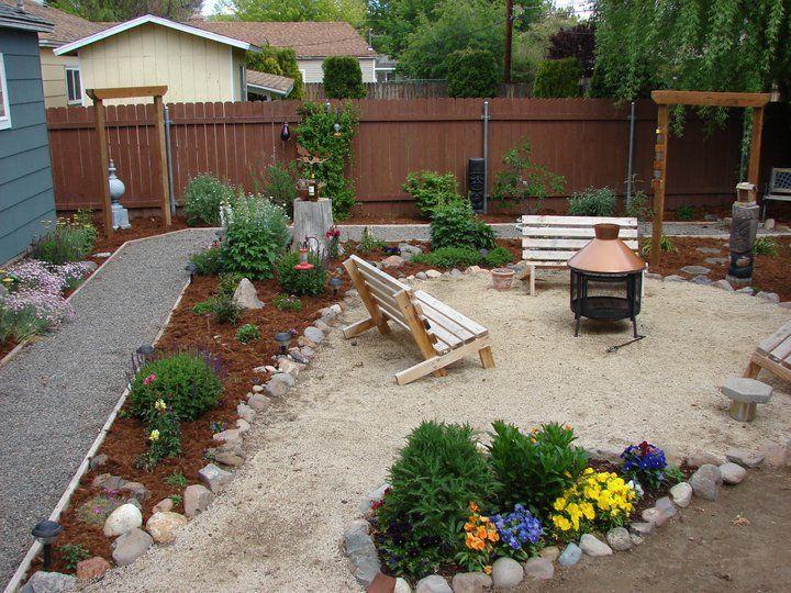 Patio Ideas On A Budget Landscaping Ideas > Landscape