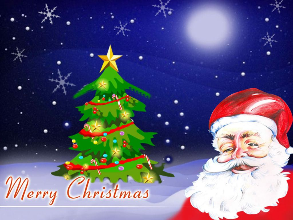 merry christmas wallpapers hd desktop free download