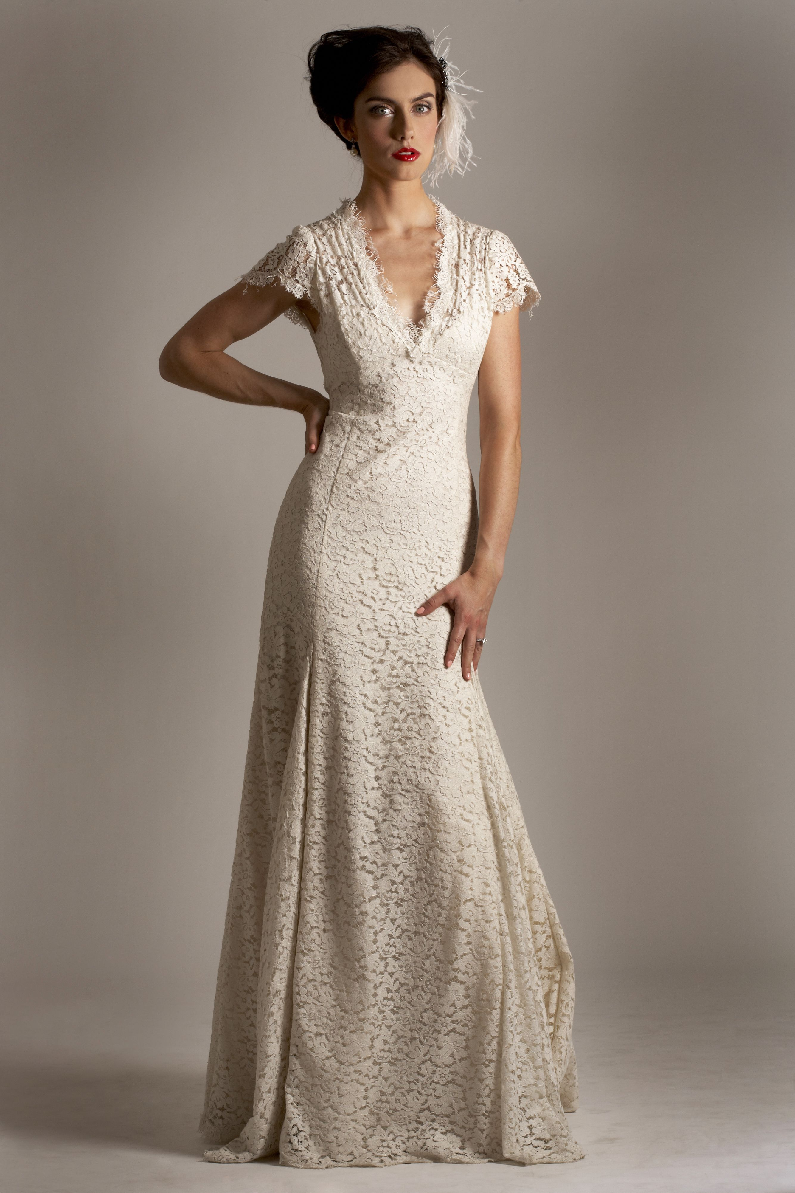 Wedding Dresses for Women Over 40 10 Bridal Stores in