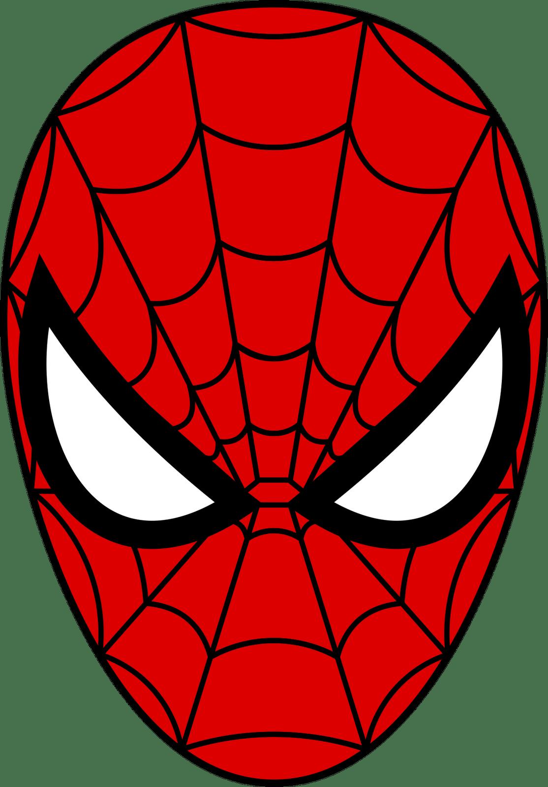 Spider Man Mask From Cardboard Templates NextInvitation