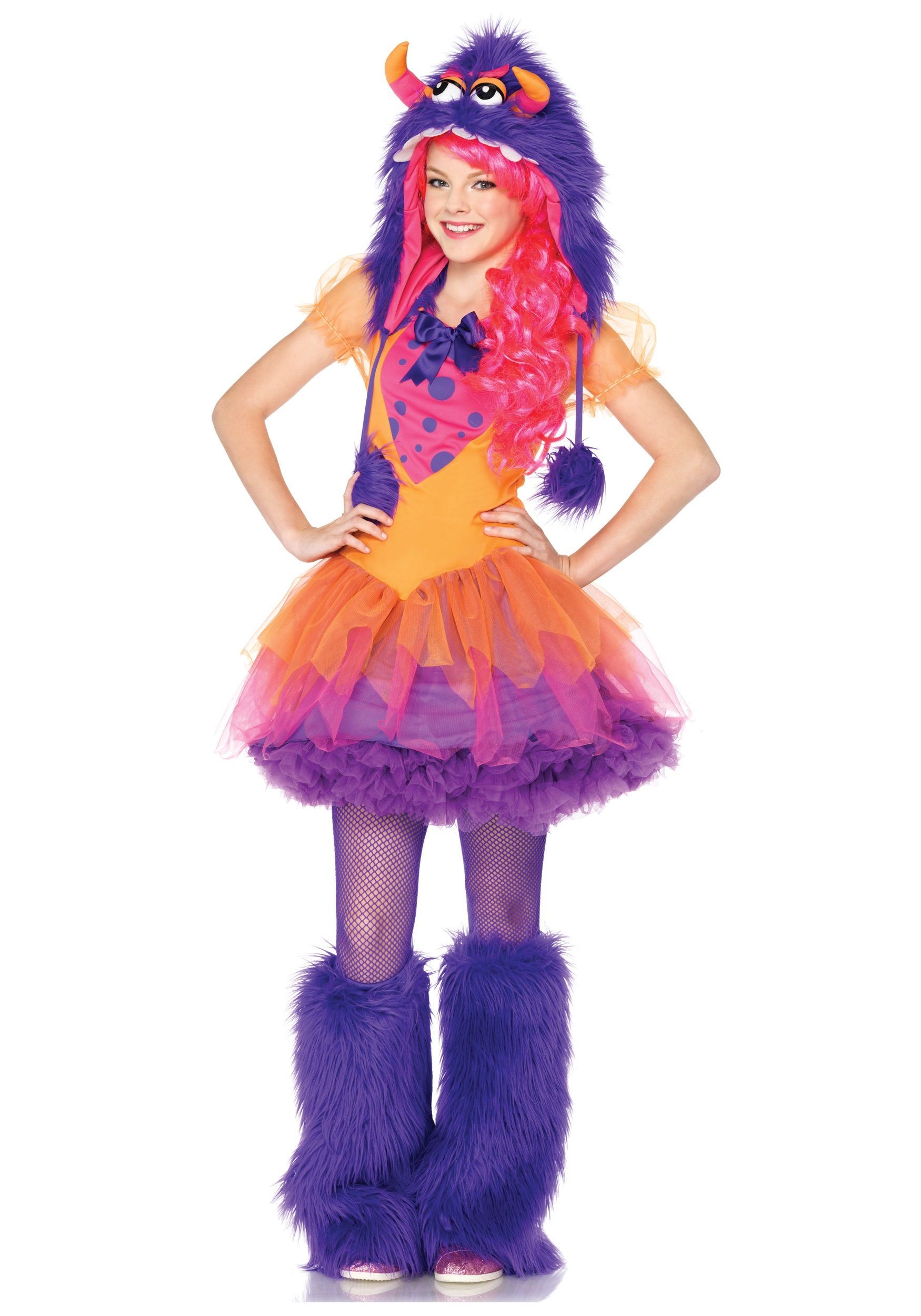 cute+halloween+monster+costumes Teen Girl Halloween