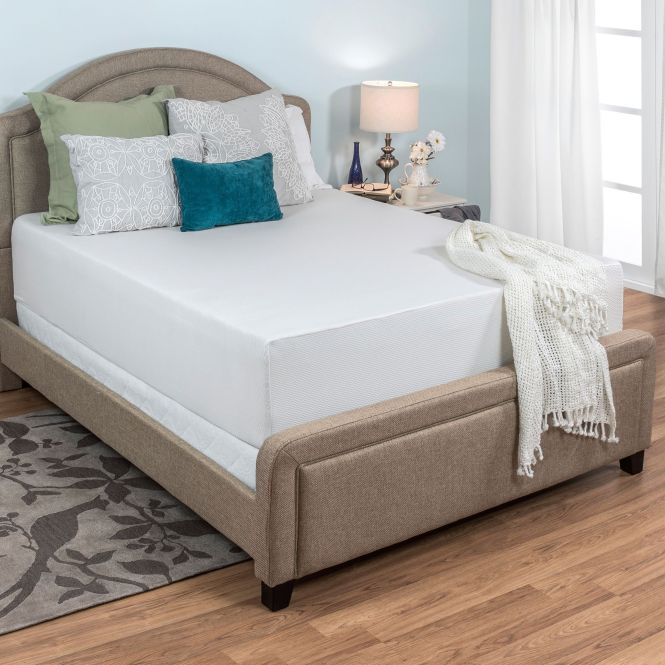 Select Luxury Medium Firm King Size Memory Foam Mattress Ping Great Deals On Mattresses