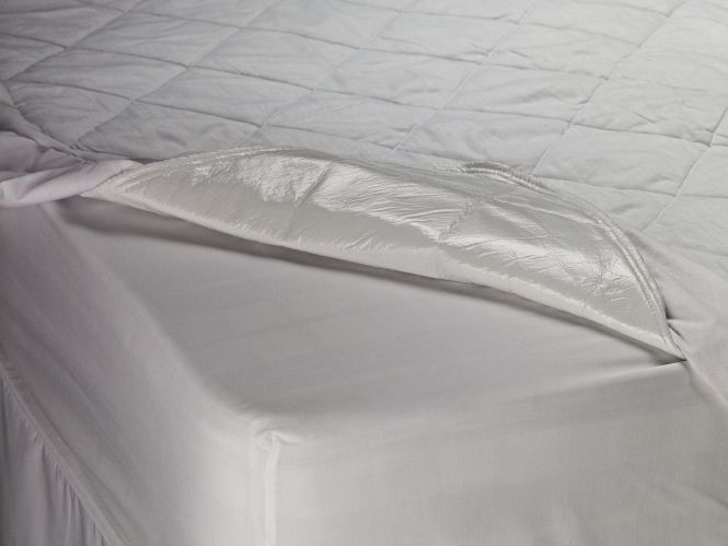 Waterproof Quilted Mattress Protector Is Made Using Polyurethane Meaning That Where Some Protectors