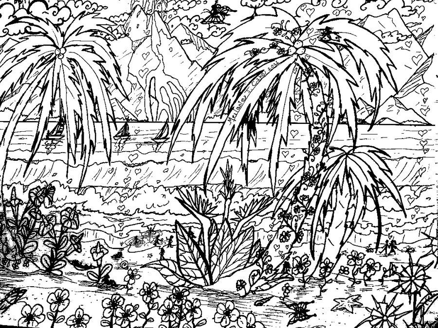 1000 images about adult coloring pages beach amp travel on