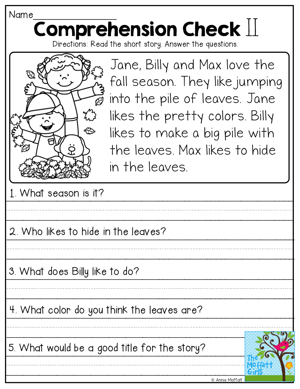 - Pinterest Comprehension Worksheets Printable Worksheets And