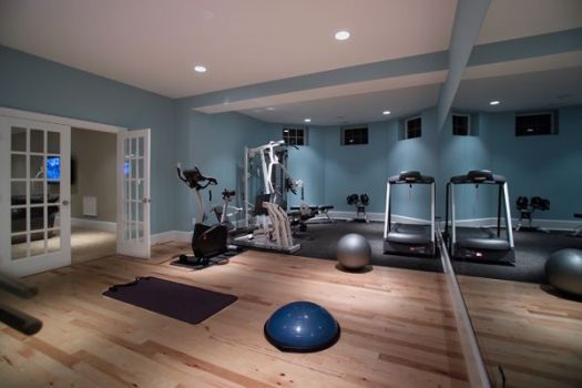 25 Excellent Ideas For Designing Motivational Home Gym