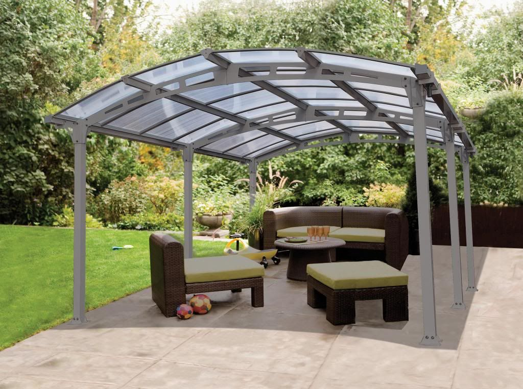 Carport Kits Do It Yourself Carport Patio KIT Palram