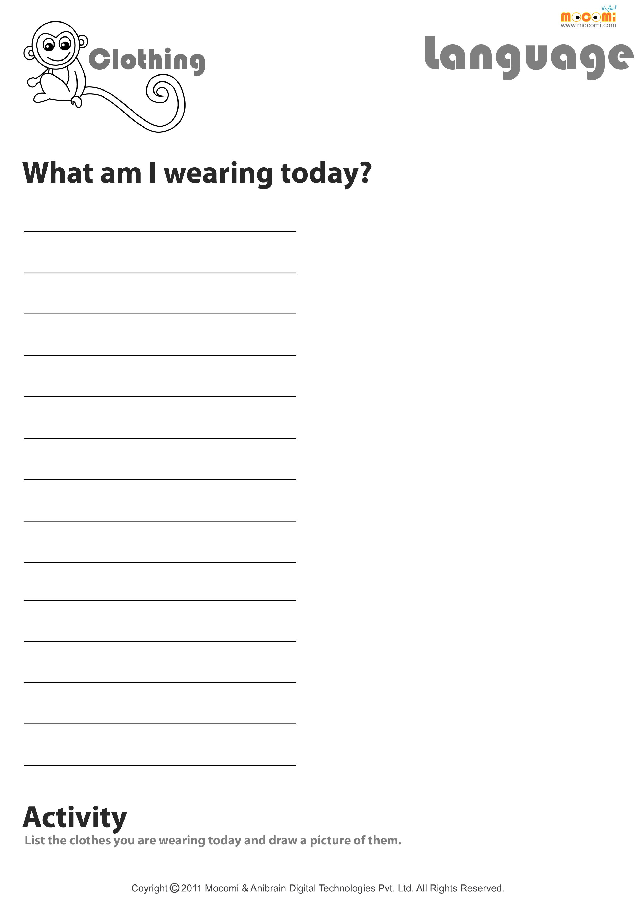 What Are You Wearing Today
