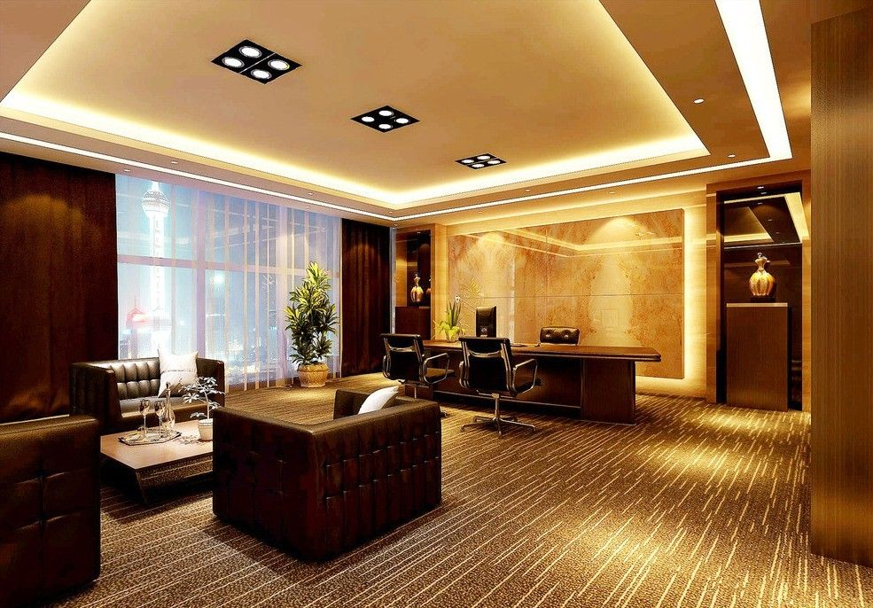 nice recessed ceilings with light that are framed niceley