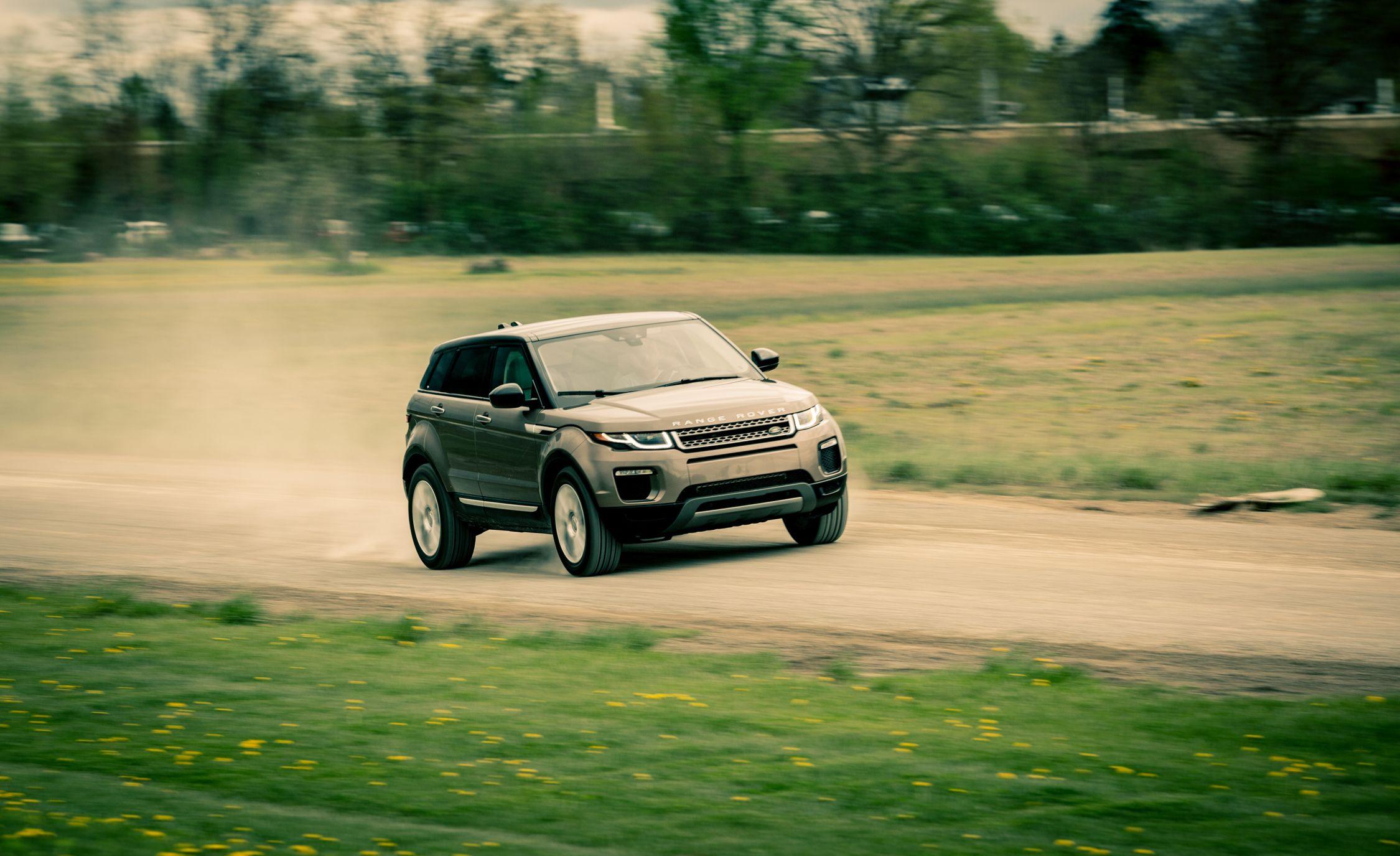 No More Two Door Land Rover Kills Range Rover Evoque Coupe