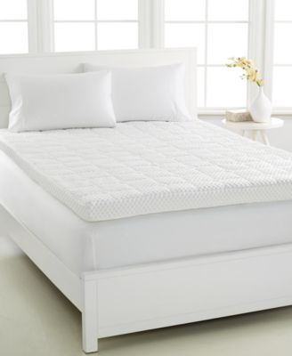 Dream Science By Martha Collection Memory Foam Full Mattress Topper Venttech Ventilated Only At Macy S Pads Toppers Bed Bath