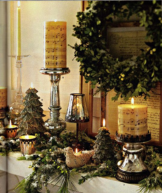 Best 25 Pottery Barn Christmas Ideas On Pinterest