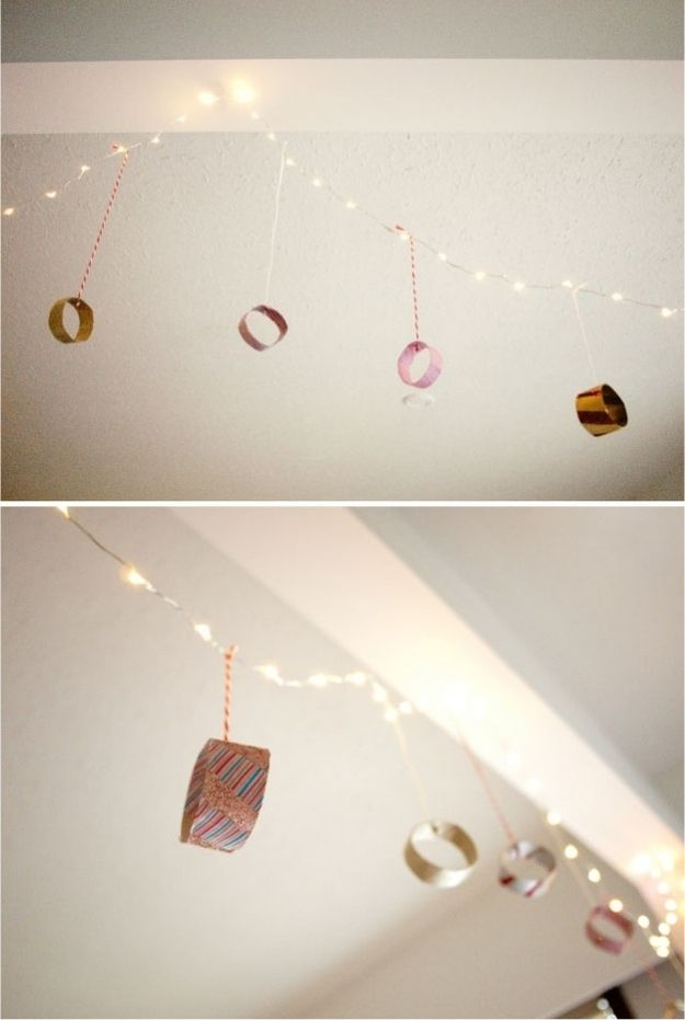 Ceiling Christmas Decorations Diy Psoriasisguru com