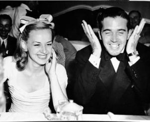Image result for john payne and anne shirley