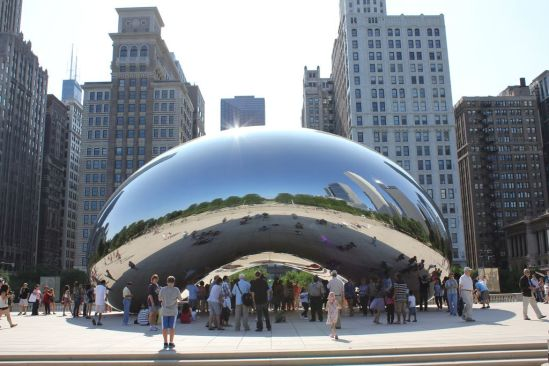 Image result for Millennium Park, Chicago+pinterest