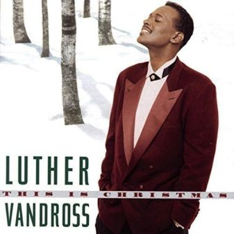 Image result for luther vandross christmas gif