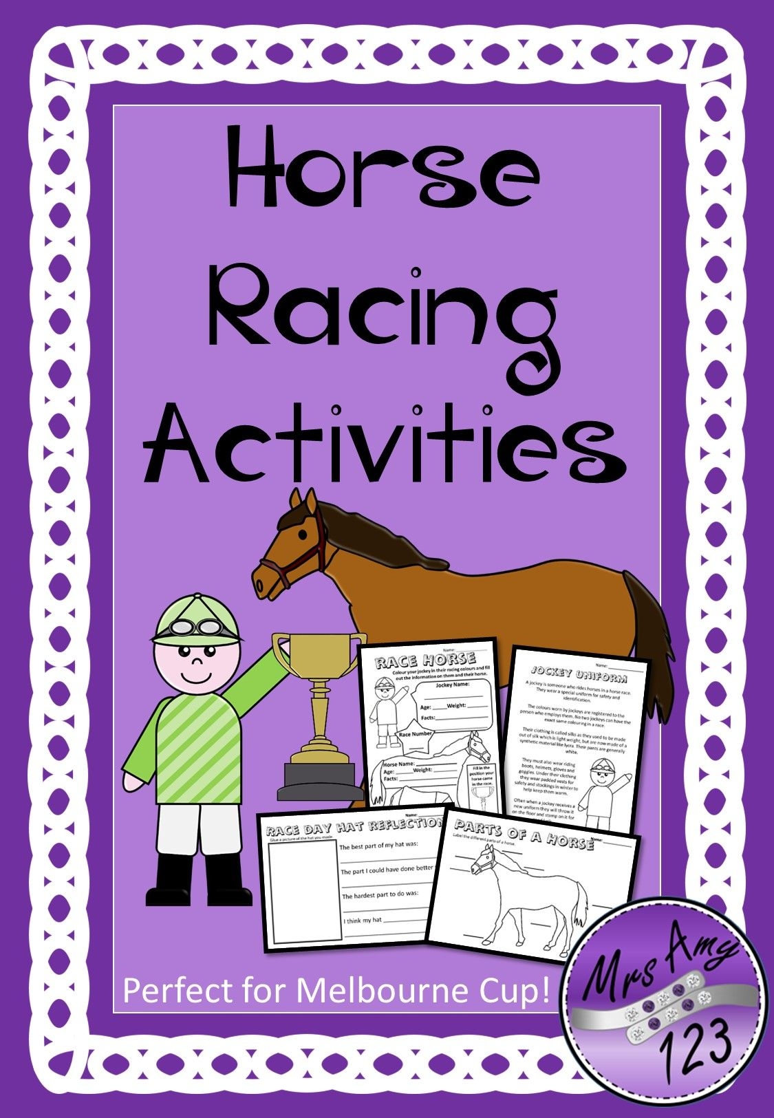 Horse Racing Activities Perfect For Melbourne Cup
